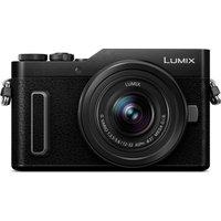 PANASONIC Lumix DC-GX880 Mirrorless Camera with G Vario 12-32 mm f/3.5-5.6 Asph. Mega O.I.S. Lens - Black, Black