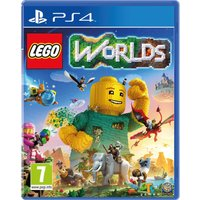 PS4 LEGO Worlds.