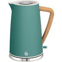 Click to view product details and reviews for Swan Nordic Cordless Sk14610gren Jug Kettle Green Green.