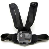 GOXTREME 55232 Action Camera Chest Mount