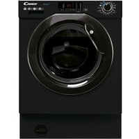 CANDY CBW 48D2BBE 8 kg 1400 Spin Integrated Washing Machine.
