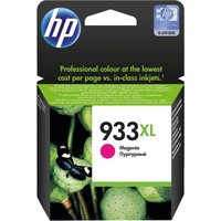 HP 933XL Magenta Ink Cartridge, Magenta