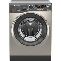 HOTPOINT Ultima S-line RPD9467JGG Washing Machine - Graphite, Graphite