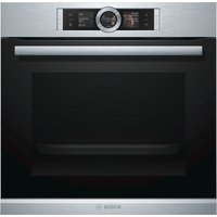 BOSCH HBG656RS1B Electric Oven - Stainless Steel, Stainless Steel