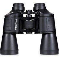 PRAKTICA Falcon 12 x 50 mm Binoculars - Black, Black