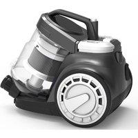 RUSSELL HOBBS RHCV3011 Cylinder Bagless Vacuum Cleaner - White & Grey, White