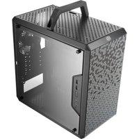 Image of COOLER MASTER MasterBox Q300L Micro-ATX Mid-Tower PC Case, Transparent