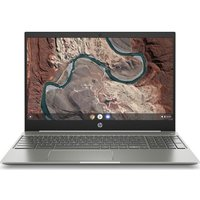 "HP 15-de0502na 15.6"" Intel Core i3 Chromebook - 128 GB eMMC, White, White"