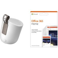 Microsoft Office 365 Home (1 year for 6 users) with Free Jam Chill Out Speaker