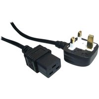 KOLINK KKTE01UK C19 1.8 Metre Mains Cable