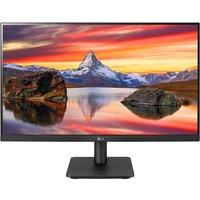 "LG 24MP400 Full HD 23.8"" IPS LED Monitor - Black, Black"