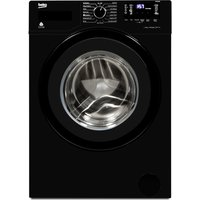 BEKO WX842430B Washing Machine - Black, Black