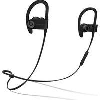 BEATS BY DR DRE Powerbeats3 Wireless Bluetooth Headphones - Black, Black