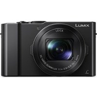 PANASONIC Lumix DMC-LX15EB-K High Performance Compact Camera - Black