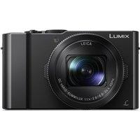 PANASONIC Lumix DMC-LX15EB-K High Performance Compact Camera - Black, Black