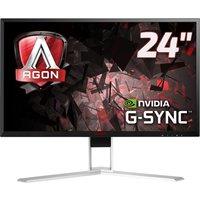 AOC Agon AG241QG WQHD 24 LED Gaming Monitor