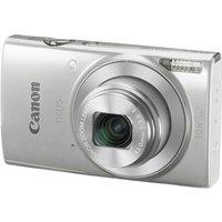Canon IXUS 190 Compact Camera - Silver, Silver