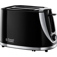 Buy RUSSELL HOBBS Mode 21410 2-Slice Toaster - Black, Black - Currys