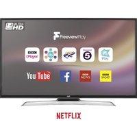 49  JVC LT-49C870  Smart 4K Ultra HD LED TV, Silver