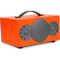 TIBO Sphere 4 Portable Wireless Smart Sound Speaker - Orange, Orange