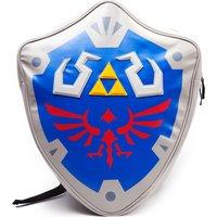 NINTENDO Zelda Skyward Sword Hylian Shield Backpack - Blue, Blue