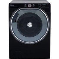 HOOVER AXI AWMPD610LH08B Smart 10 kg 1600 Spin Washing Machine - Black, Black