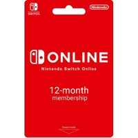 Switch Online 12 Month Membership