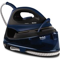 Fasteo SV6050 Steam Generator Iron ? Black & Blue, Black