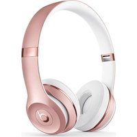 BEATS Solo 3 Wireless Bluetooth Headphones - Rose Gold, Gold