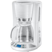 Click to view product details and reviews for Russell Hobbs Inspire 24390 Filter Coffee Maker White White.