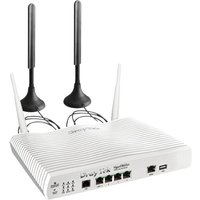DRAYTEK Vigor V2862LN-K WiFi and 4G Router - N400, Single-band