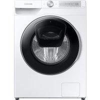 SAMSUNG AddWash Auto Dose WW80T684DLH/S1 WiFi-enabled 8 kg 1400 Spin Washing Machine - White, White.