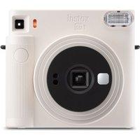 INSTAX SQ1 Instant Camera - Chalk White