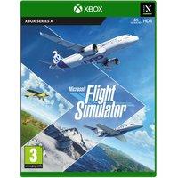 XBOX Microsoft Flight Simulator.