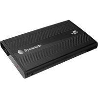"DYNAMODE USB-HD2.5-BN 2.5"" IDE USB 2.0 Hard Drive Enclosure - Black, Black"