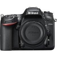 NIKON D7200 DSLR Camera - Body Only, Black sale image