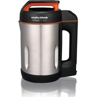 MORPHY RICHARDS 501013 Soup Maker - Stainless Steel, Stainless Steel