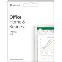 MICROSOFT Office Home & Business 2019 - Lifetime for 1 user
