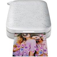 HP Sprocket 200 Mobile Photo Printer - Pearl