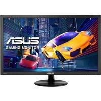 "ASUS VP228HE Full HD 21.5"" LED Monitor - Black, Black"