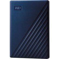 My Passport for Mac Portable Hard Drive - 2 TB, Midnight Blue, Blue