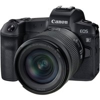 CANON EOS R Mirorless Camera with RF 24-105 mm f/4-7.1 IS STM Lens