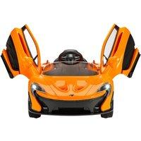 TOYRIFIC Vroom McLaren P1 Kids Car - Yellow, Yellow