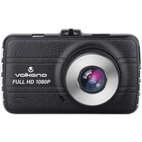 VOLKANO Freeway Series VK-10008-BK Full HD Dash Cam - Silver & Black, Silver