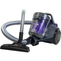 RUSSELL HOBBS Atlas2 RHCV3601 Cylinder Bagless Vacuum Cleaner - Purple and Grey, Purple