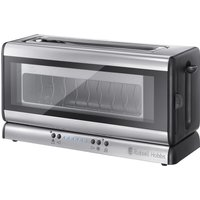 Buy RUSSELL HOBBS 21310 2-Slice Toaster - Black Glass, Black - Currys