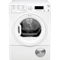 HOTPOINT Ultima S-line SUTCDGREEN9A1 Heat Pump Tumble Dryer - White, White