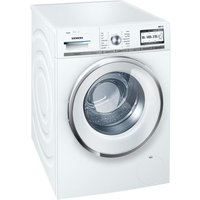 SIEMENS iQ700 WMH4Y890GB Smart Washing Machine - White, White
