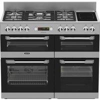 LEISURE Cuisinemaster CS110F722X Dual Fuel Range Cooker - Stainless Steel, Stainless Steel