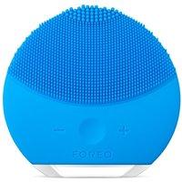 FOREO LUNA Mini 2 Facial Cleansing Brush - Aquamarine, Aquamarine